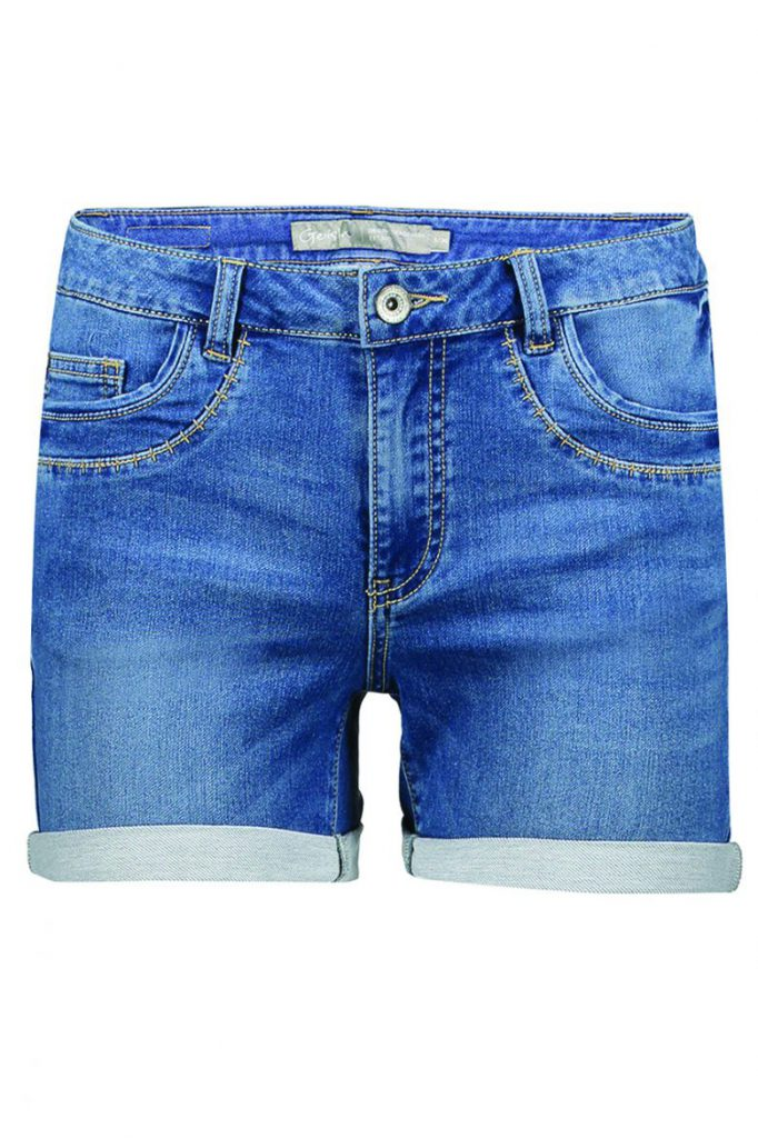 Geisha Short Denim 01002-10