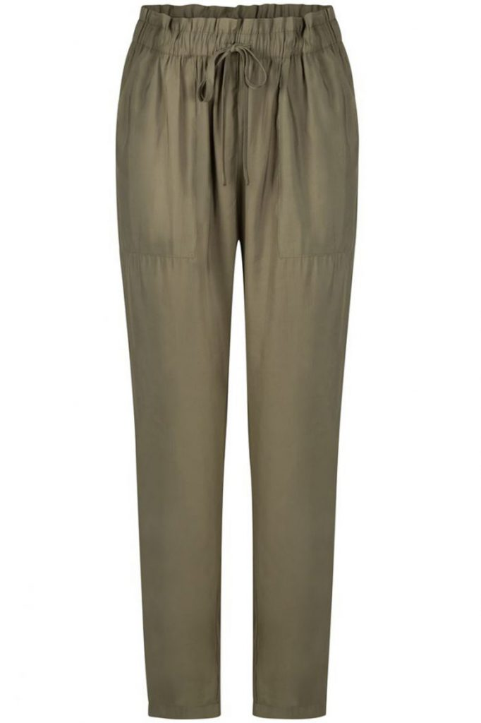 Trousers-Tapered-olive