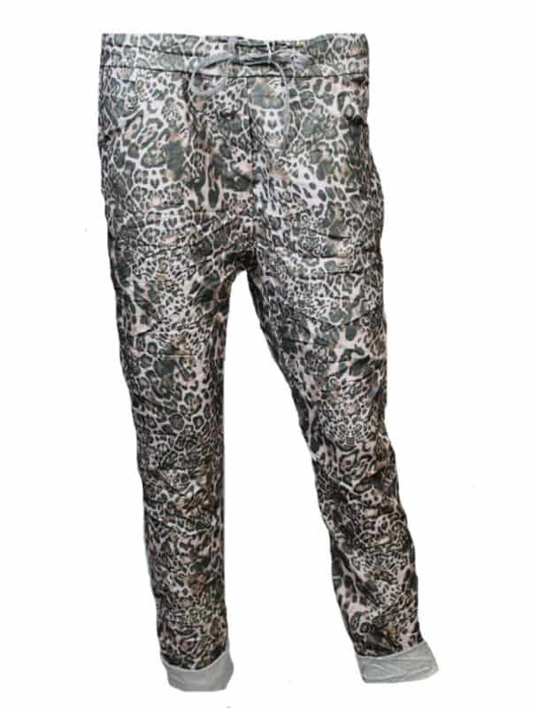 Triple Nine Comfy Broek Print Jaguar
