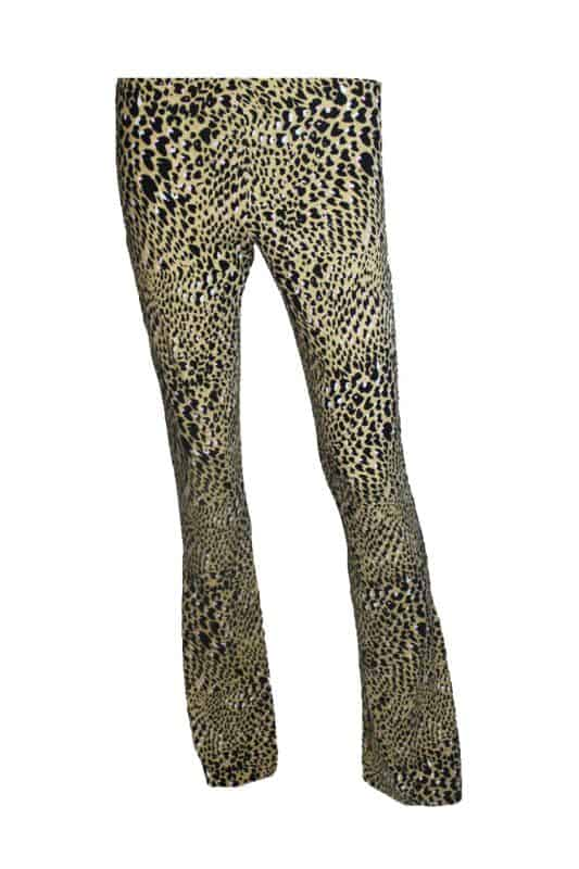 Ambika Flair Legging Panterprint