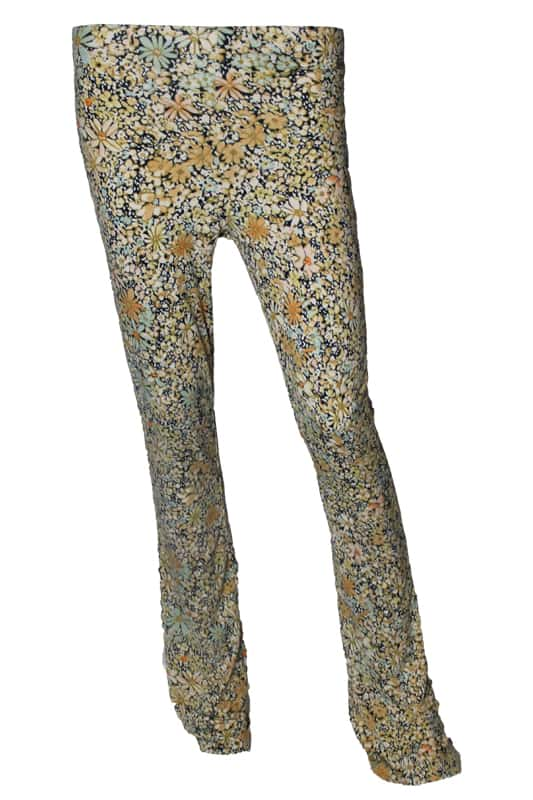 Ambika Flair Legging Bloemenprint