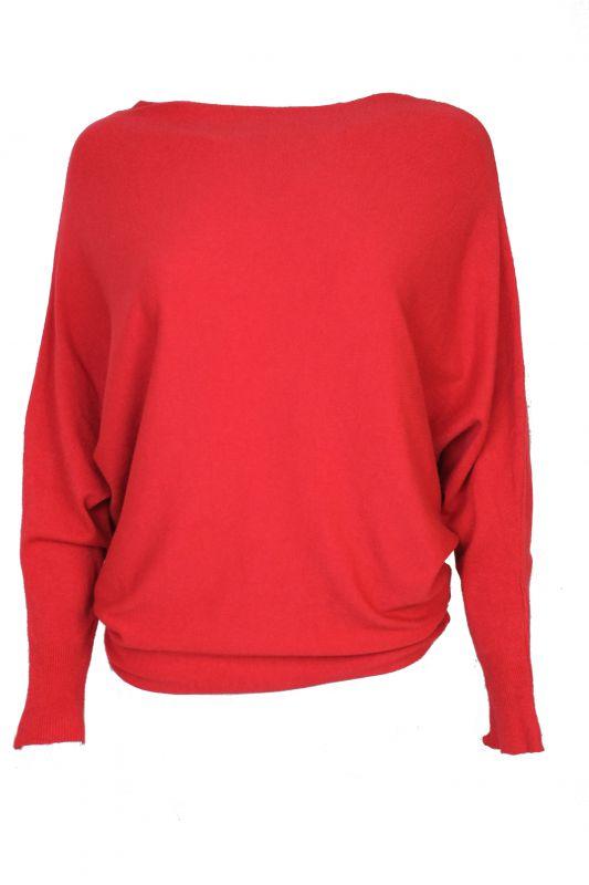Triple Nine Sweater Rood