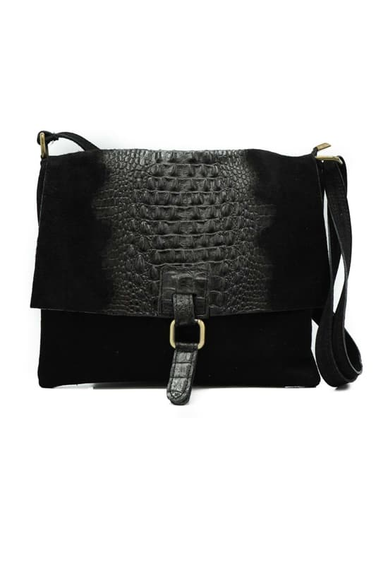 Crossbodytas Suede Morgan