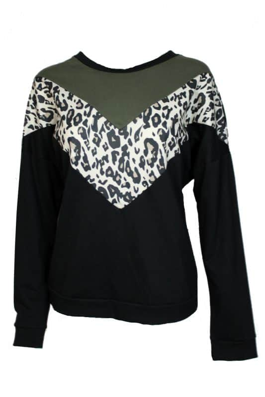 Envy Sweater Groen