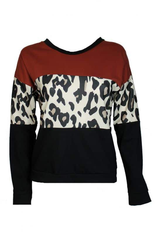 Envy Sweater Roest