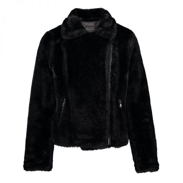 Jacket-reversible-with-fur-collar-black-20491