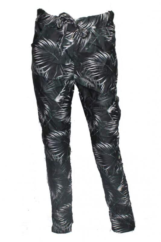 Triple Nine Comfy Broek Leaves