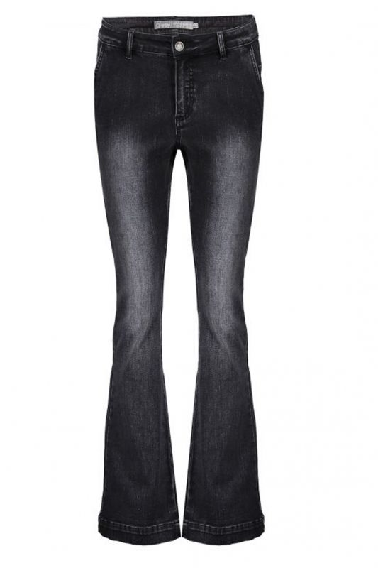 Geisha Flair Jeans Black Denim