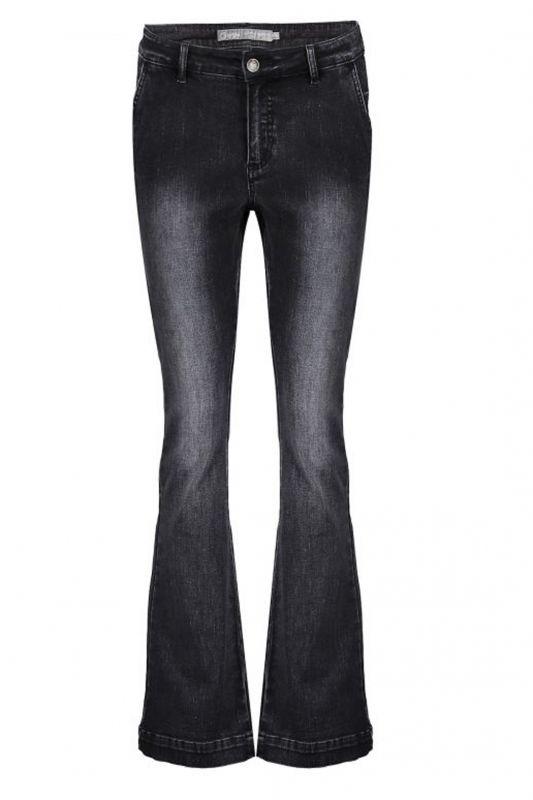 Geisha Flair Jeans Black Denim