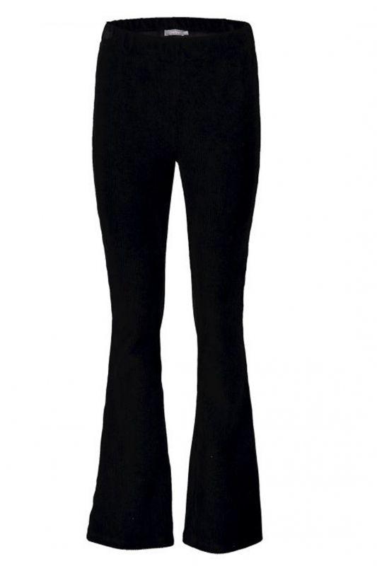 Geisha Ribcord Flair Black