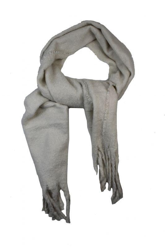 Sjaal Naomi Wit