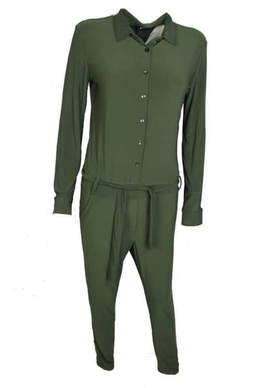 Jumpsuit Met Lange Mouwen Triple Nine