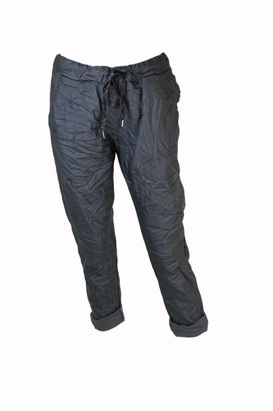 Comfy Pants Coated Grijs