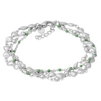 iXXXi Bracelet Botswana (Green)