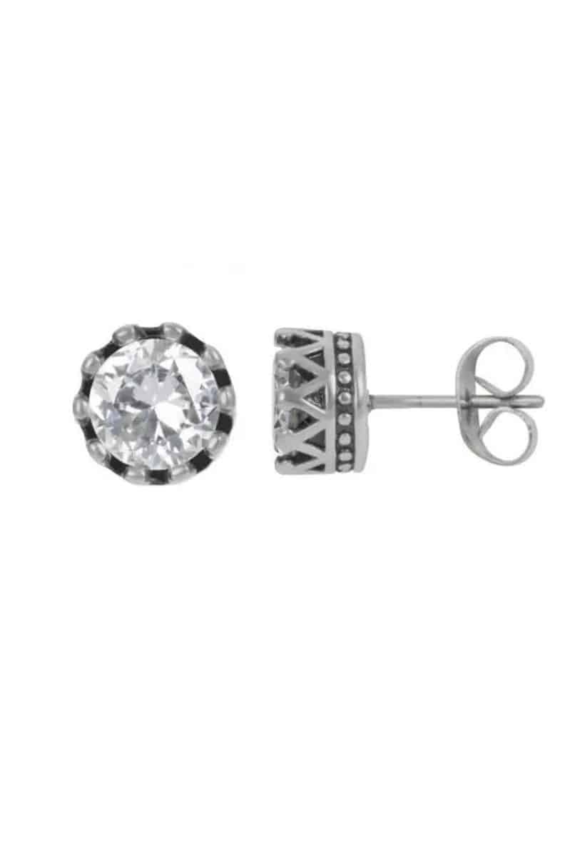iXXXi Jewelry Ear Studs Crown