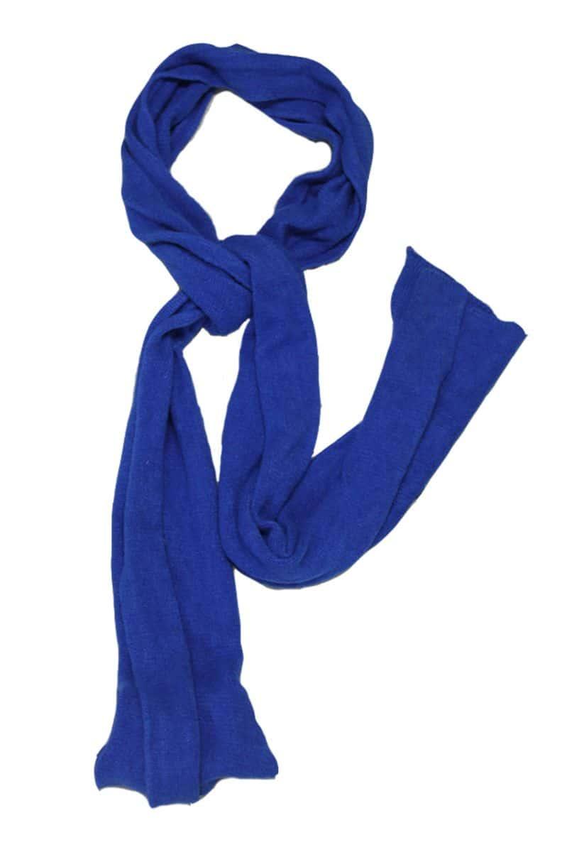 Sjaal Cobalt Blauw