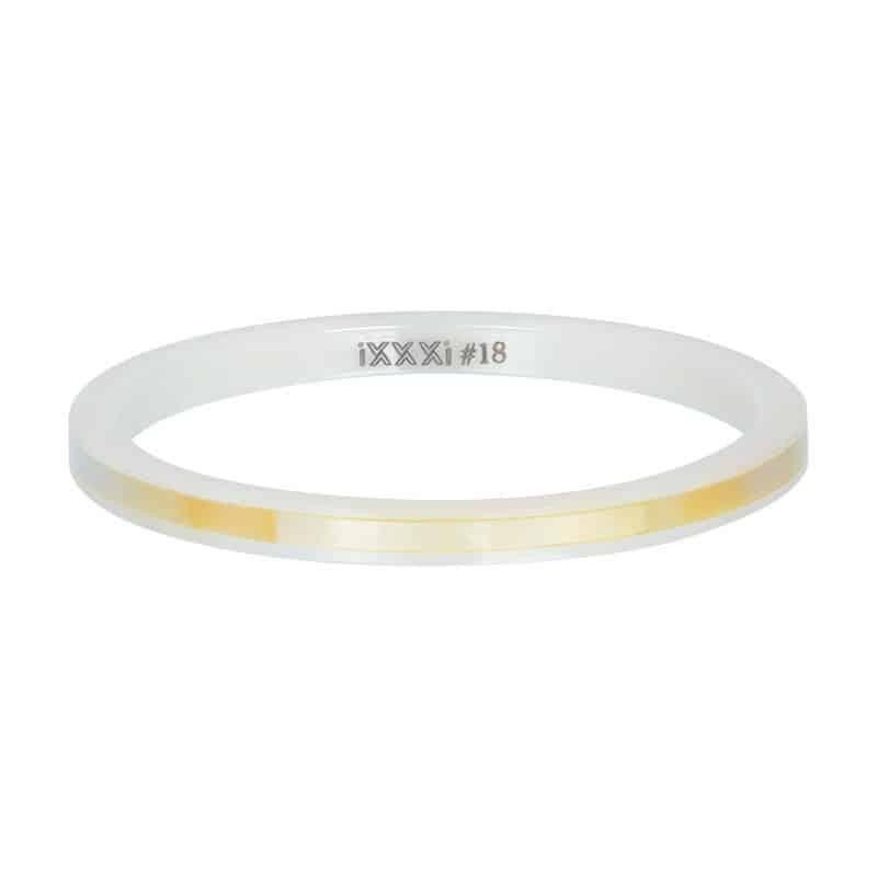 iXXXi Jewelry Vulring Ceramic Shell 2mm