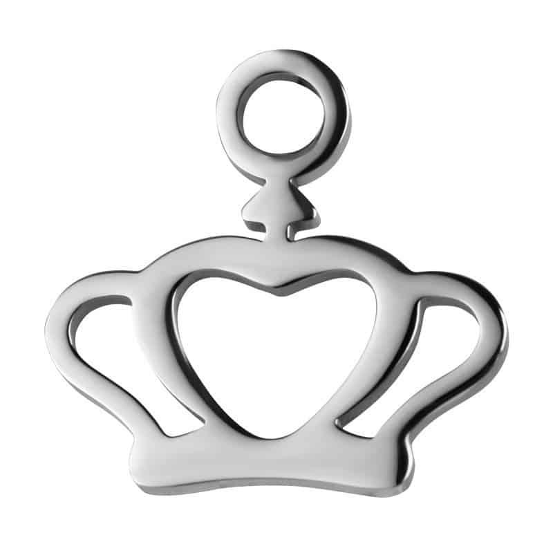 iXXXi Jewelry Charm Crown