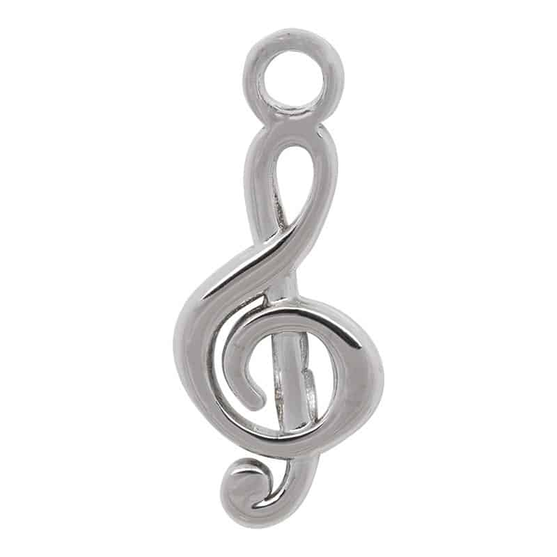 iXXXi Jewelry Charm Music Key
