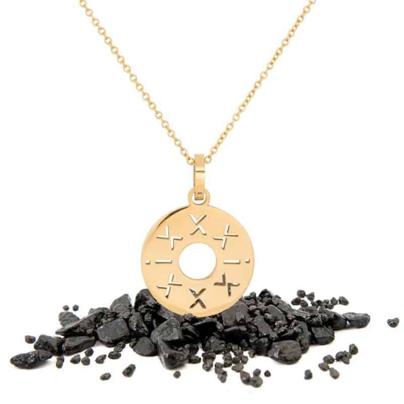 iXXXi Jewelry Combi Ketting 13 Goud
