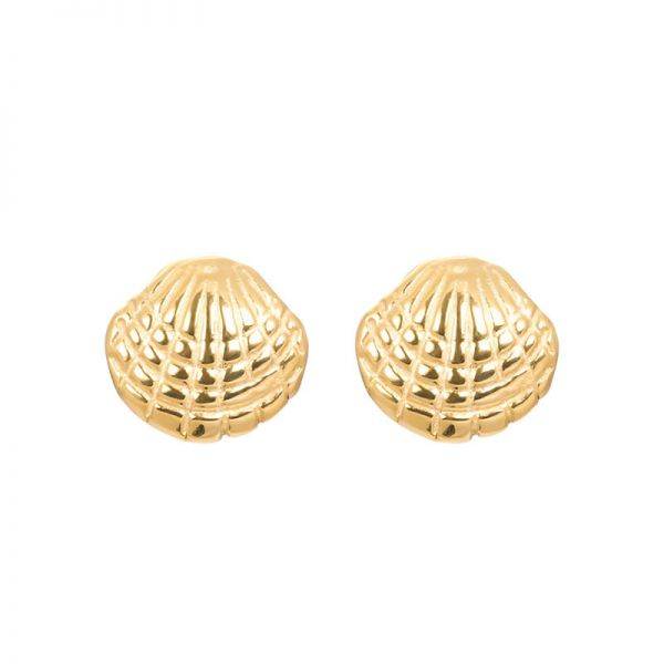 iXXXi Jewelry Ear Studs Shell