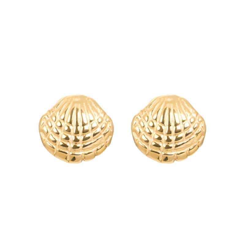 iXXXi Jewelry Ear Studs Shell