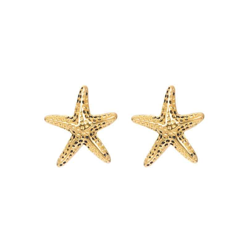 iXXXi Jewelry Ear Studs Starfish