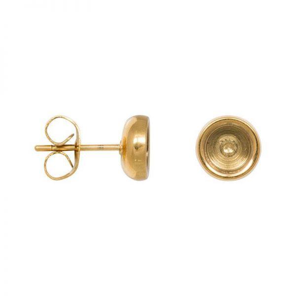 iXXXi Jewelry Ear Studs Top Part Base ø 7 mm