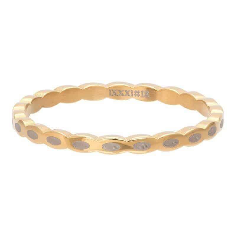 iXXXi Jewelry Vulring 2mm Oval Shape