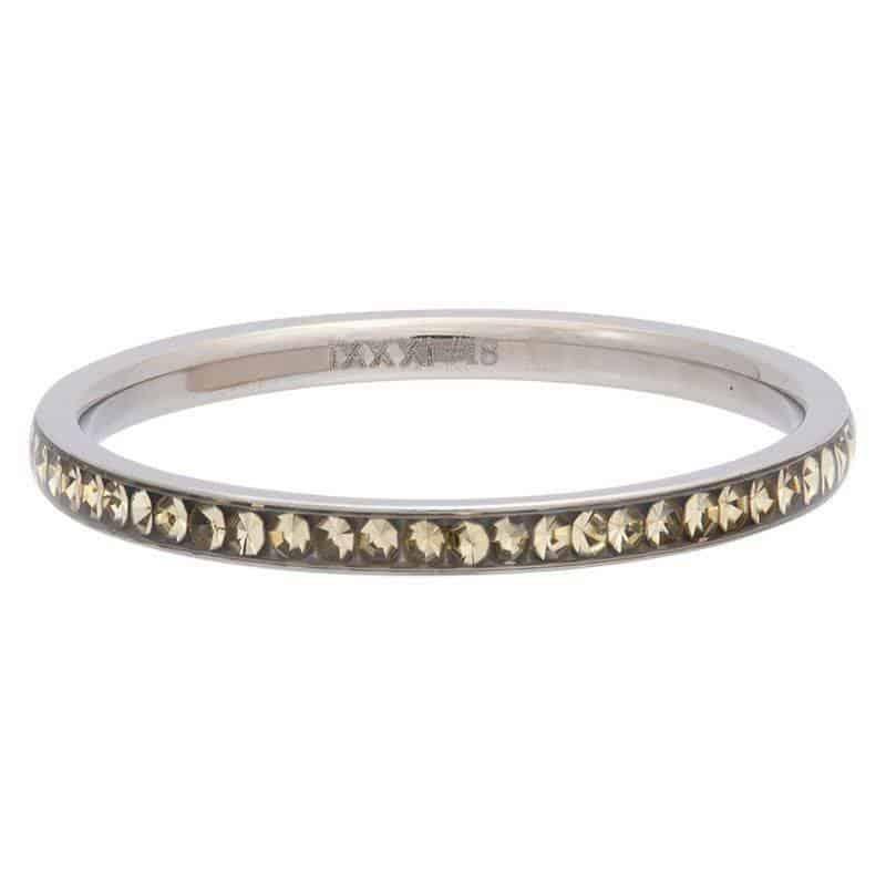iXXXi Jewelry Vulring 2mm Zirconia Flare