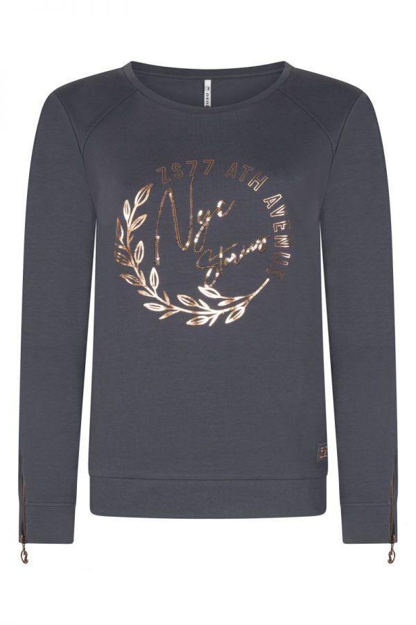 Zoso Sweater With Pailetten 211 Renate