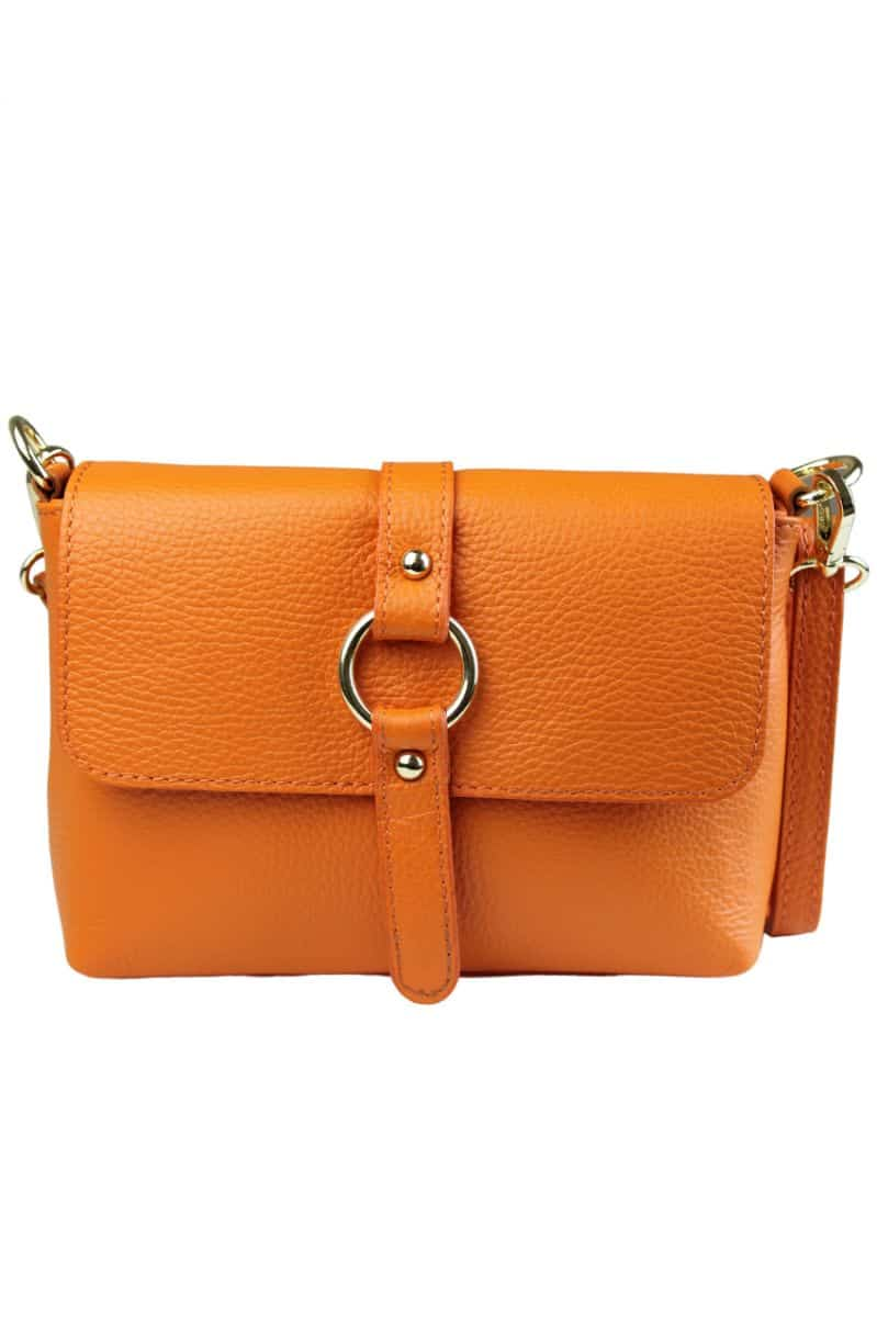 Crossbody Bag Lizzy Orange