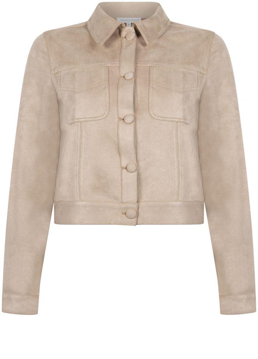 Tramontana Jacket Suedine