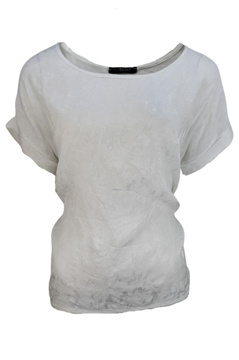 G.Ricceri T-Shirt Wit
