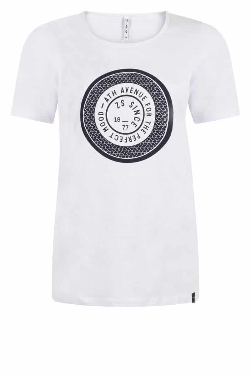 Zoso T-shirt 212 Lenny Navy