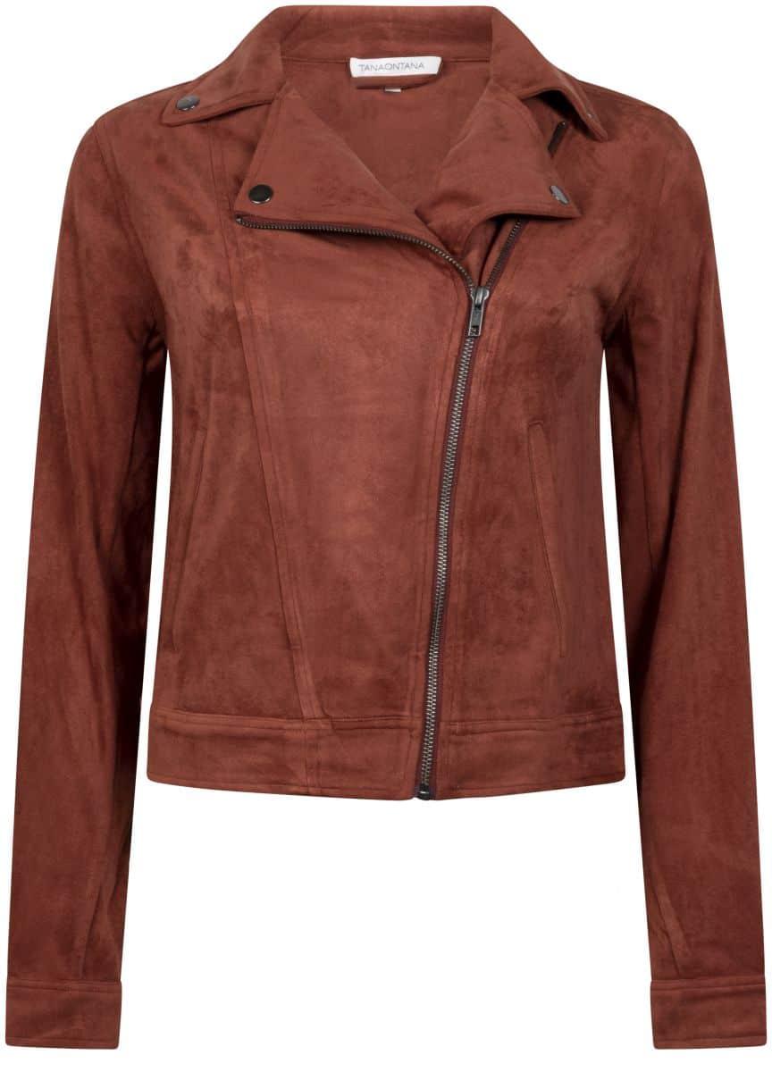 Tramontana Jacket Cognac