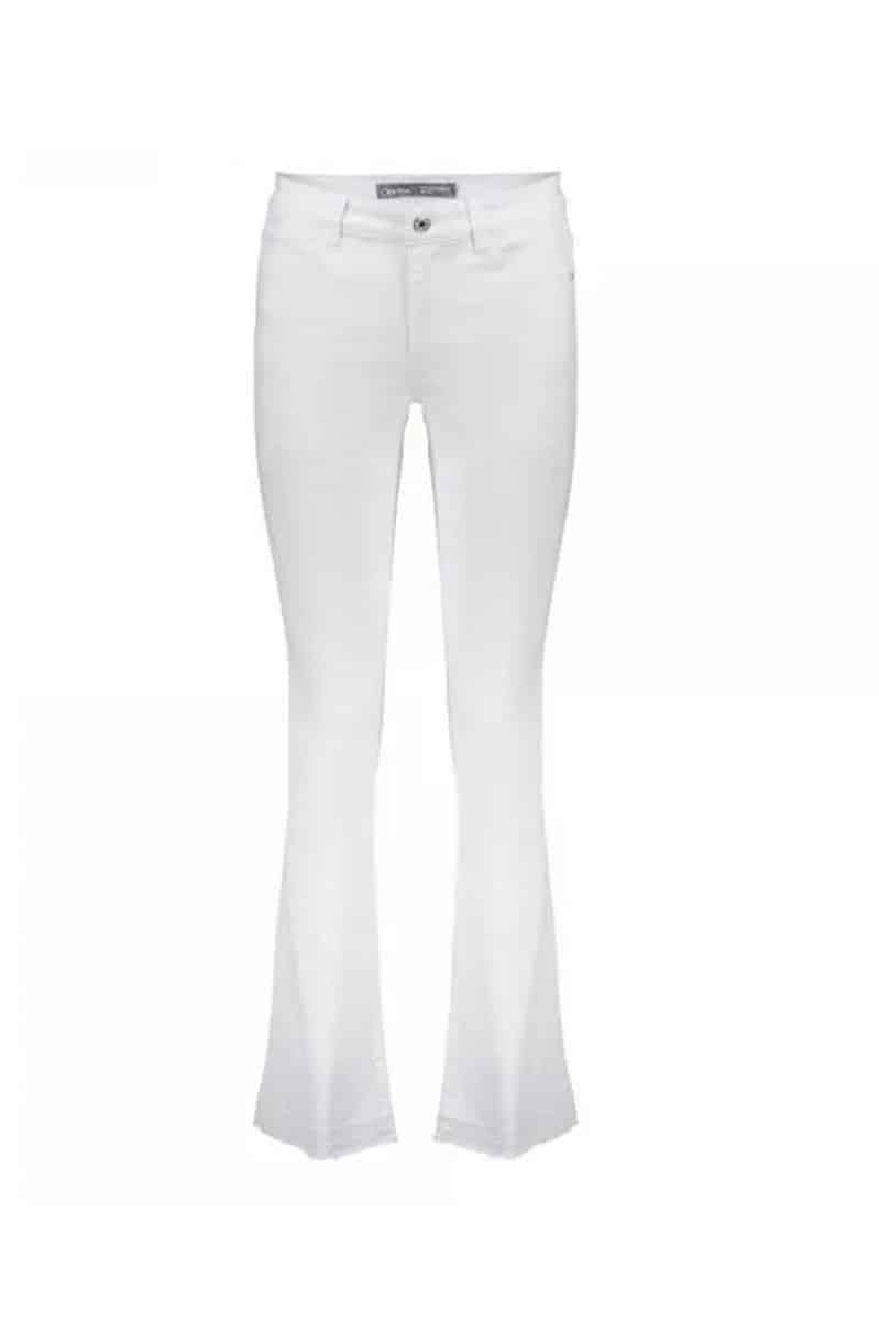Geisha Jeans Flair Ragged Bottom