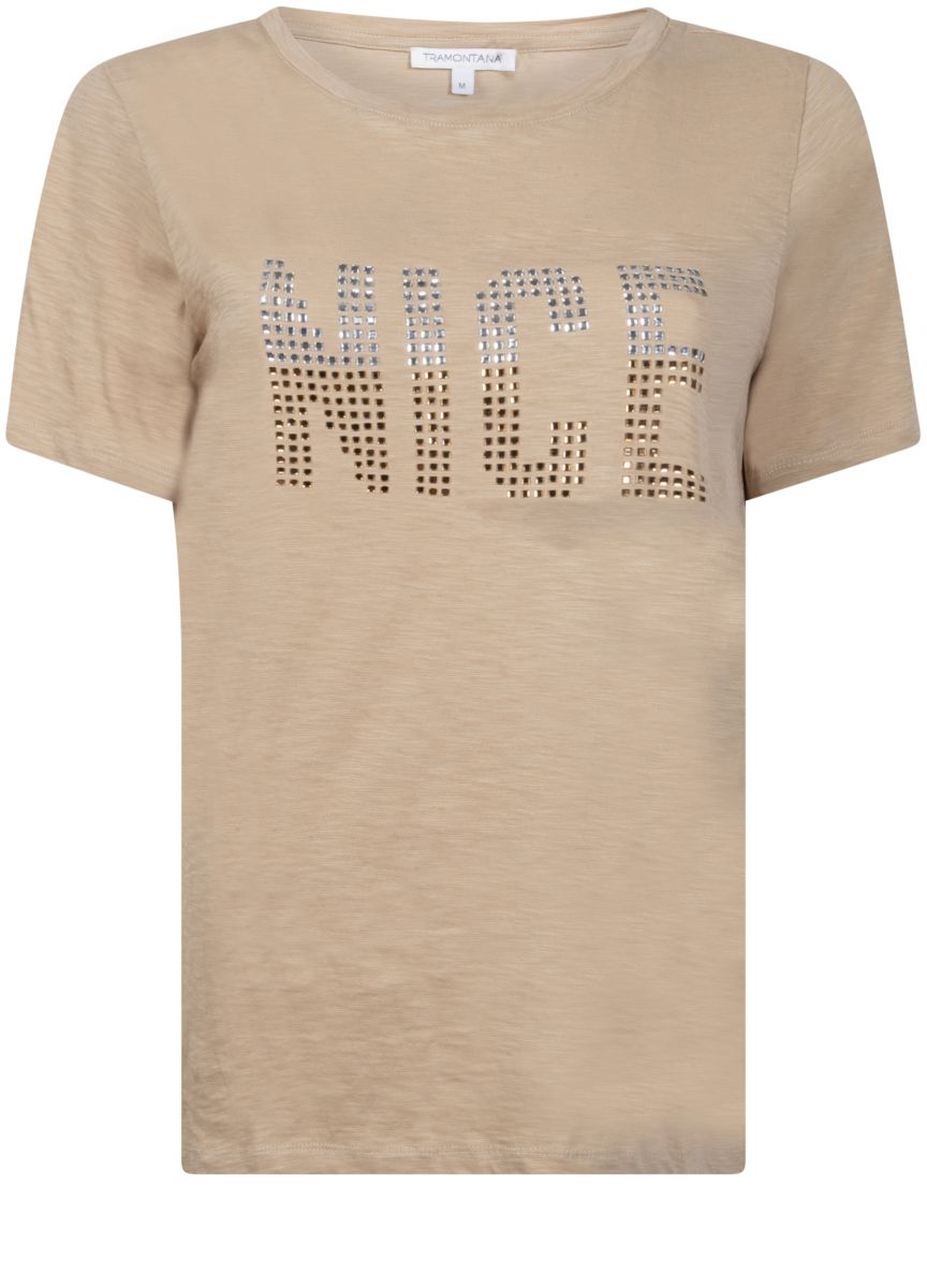 Tramontana T-Shirt Nice Sand