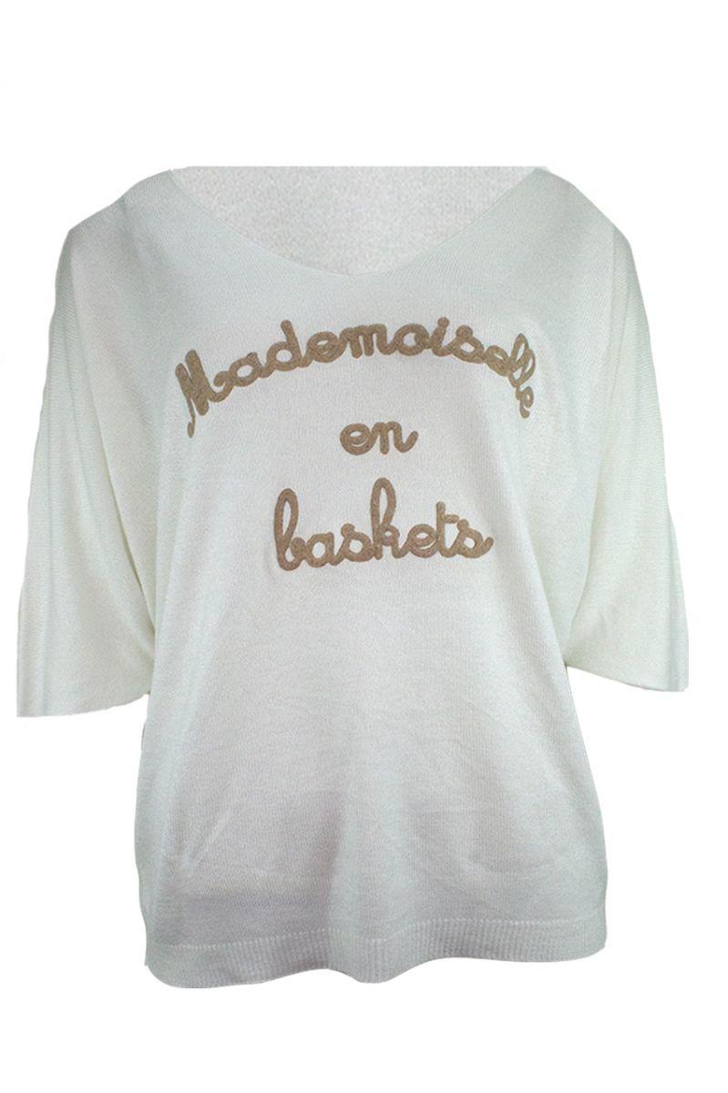 Triple Nine T-shirt Mademoiselle
