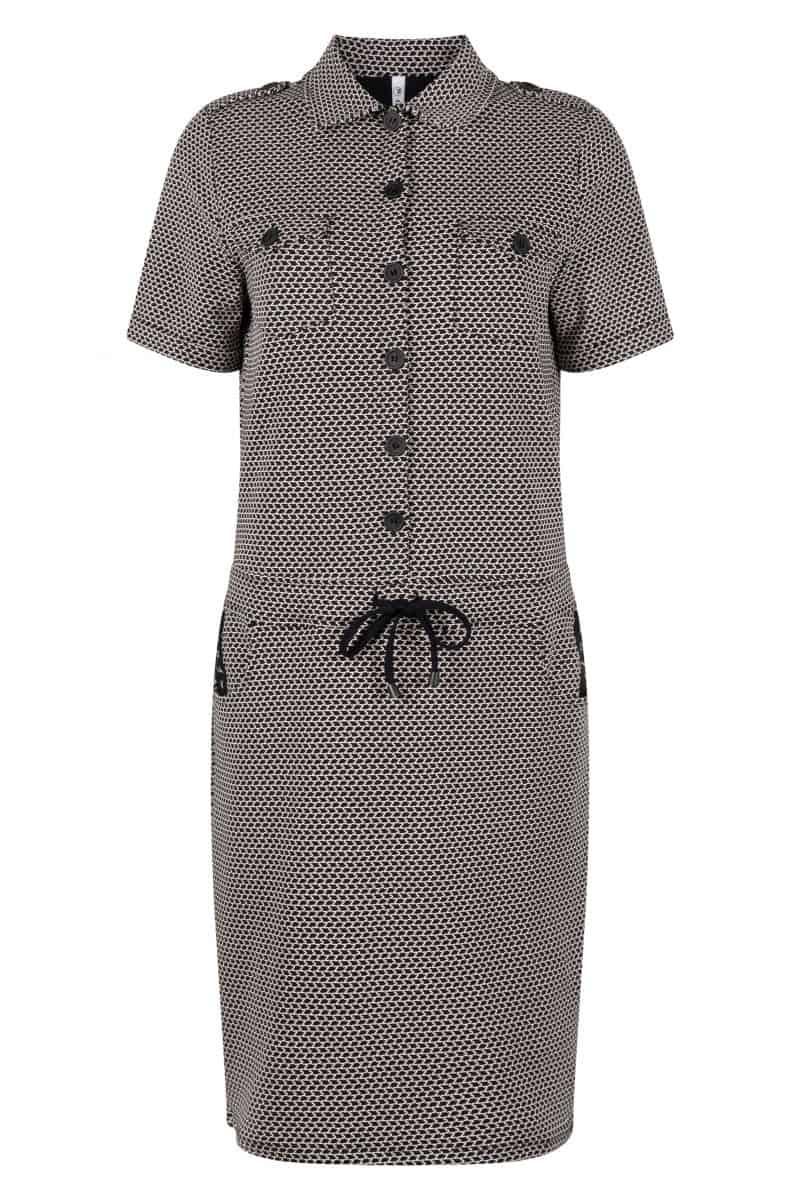 Zoso Sporty Dress 212 Maud Navy