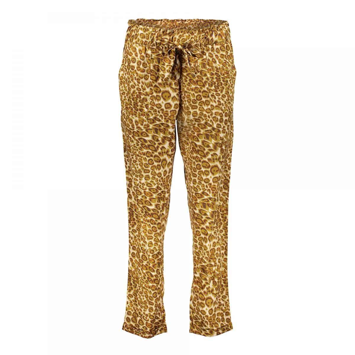 Geisha Pants Leopard