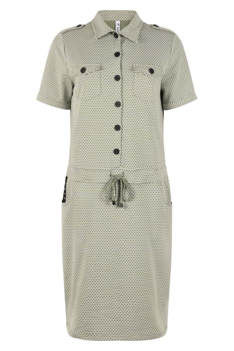 Zoso Sporty Dress 212 Maud Seagrass Green