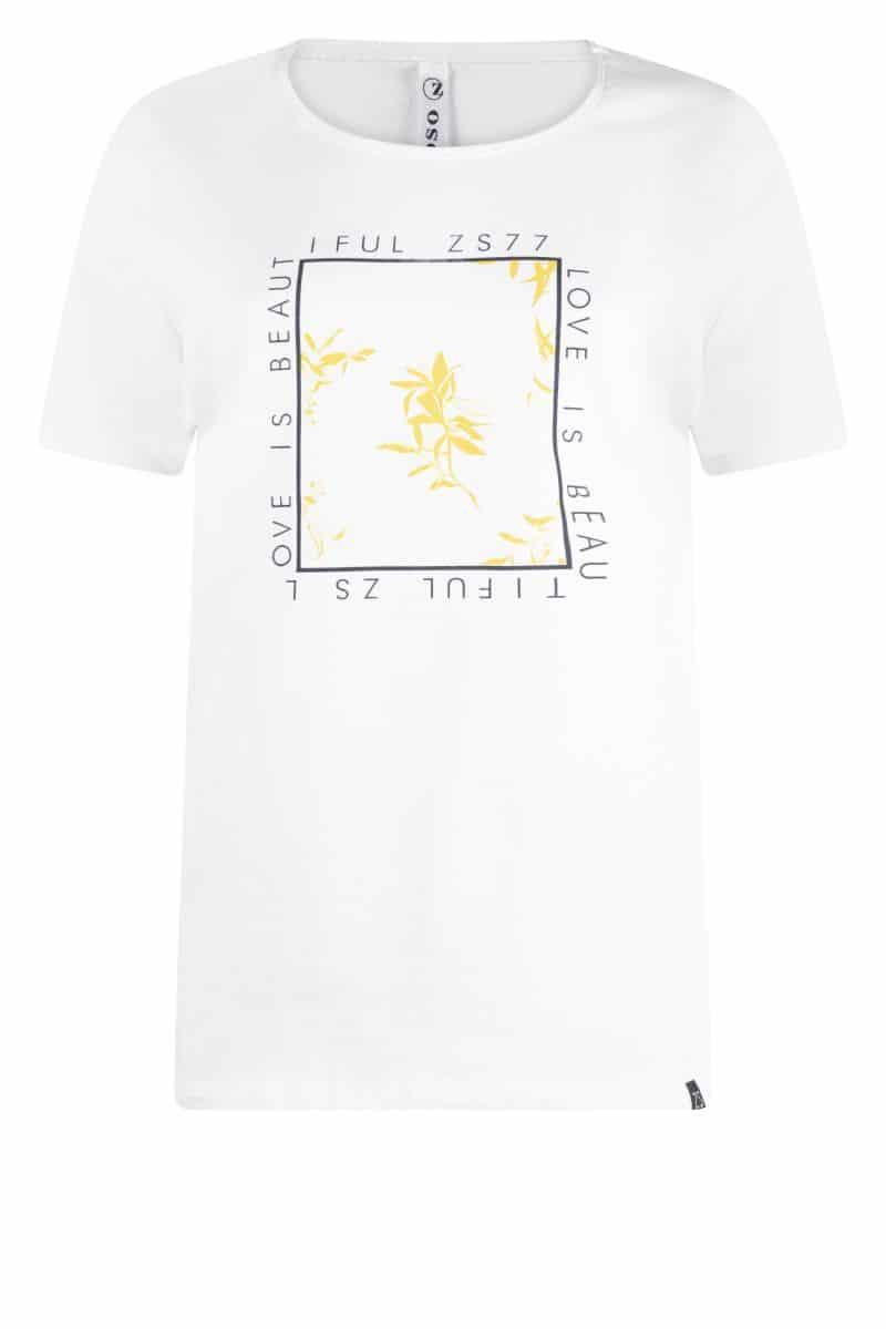Zoso T-Shirt 213 Beautiful With Print