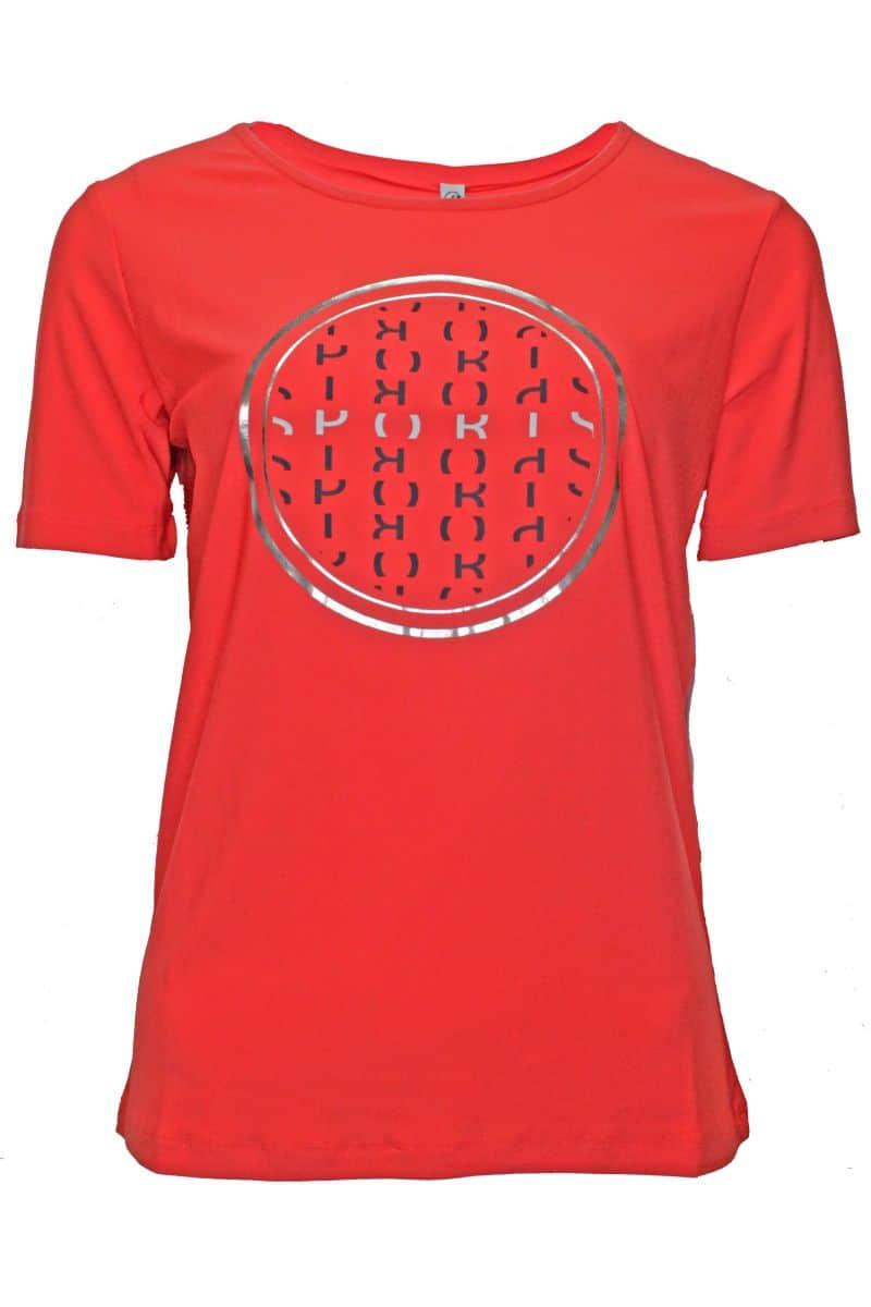Zoso T-shirt 213 Walker Red