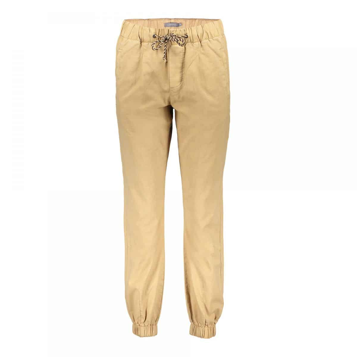 Geisha Pants Dark Sand