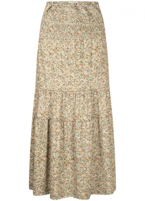 Tramontana Skirt Maxi Petite Fleur Print