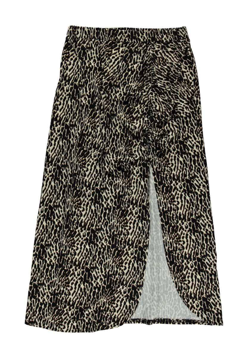 Geisha Skirt Sand/Black
