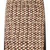 Tramontana Skirt Color Blocks Print