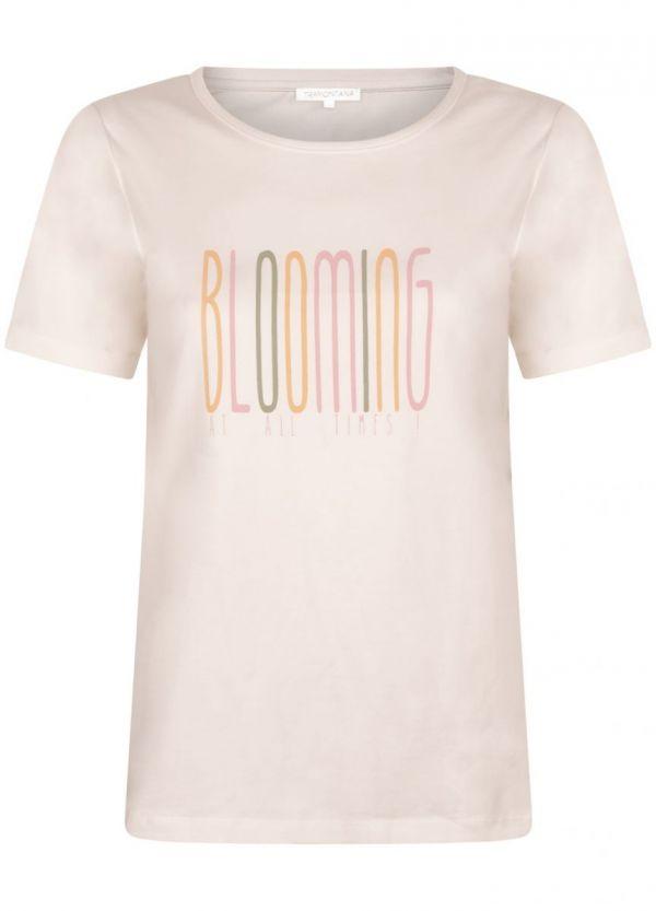 Tramontana T-Shirt Blooming Off White