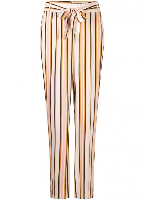 Tramontana Trousers Summer Stripes Print